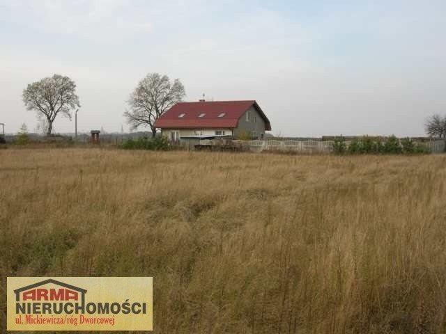 Działka budowlana na sprzedaż Strachocin  1400m2 Foto 1