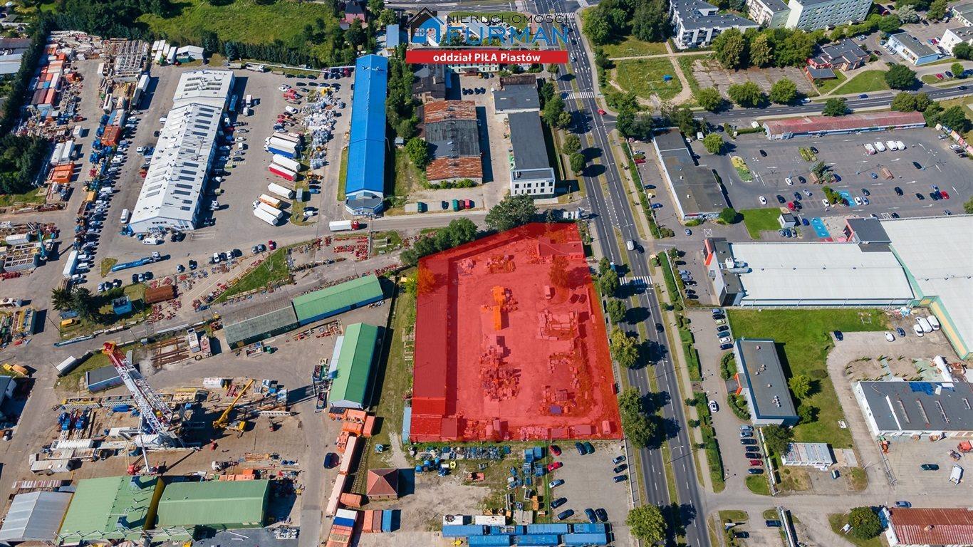 Działka inwestycyjna na sprzedaż Piła, Zamość  6524m2 Foto 1
