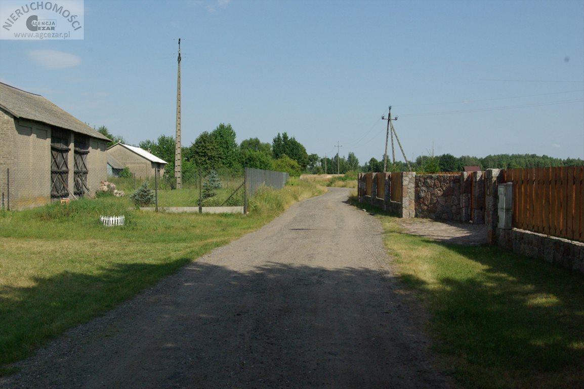 Działka budowlana na sprzedaż Łaziska  1060m2 Foto 3