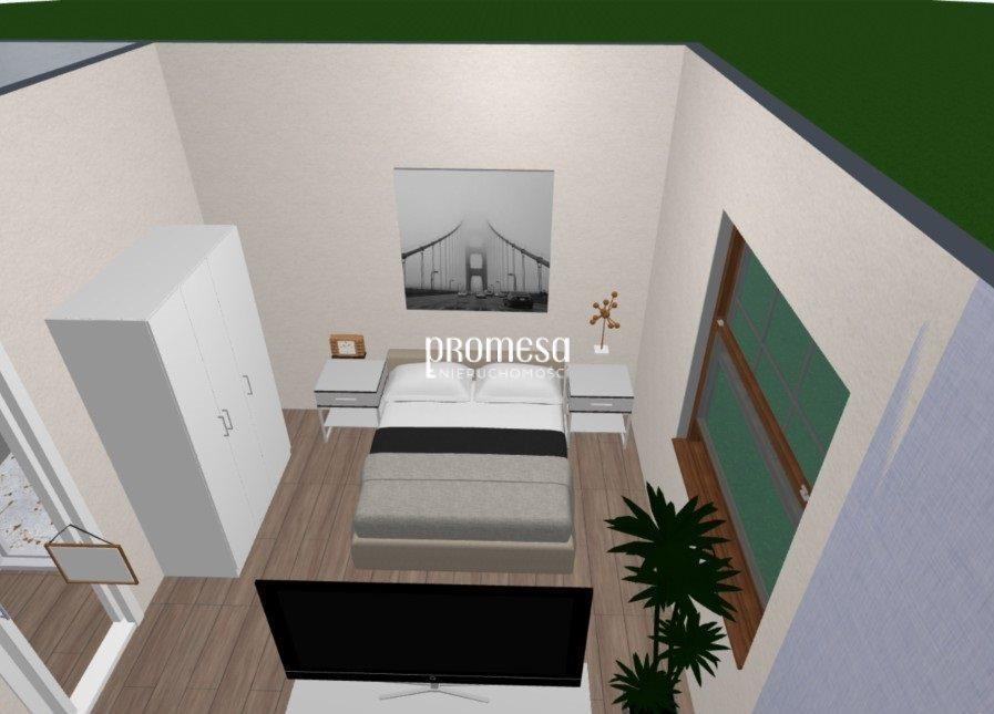 Mieszkanie trzypokojowe na sprzedaż Siechnice  52m2 Foto 2