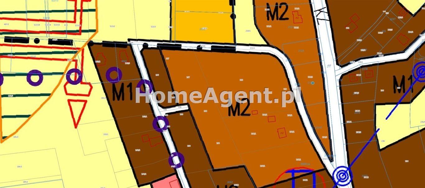 Działka rolna na sprzedaż Brzoskwinia  1200m2 Foto 7