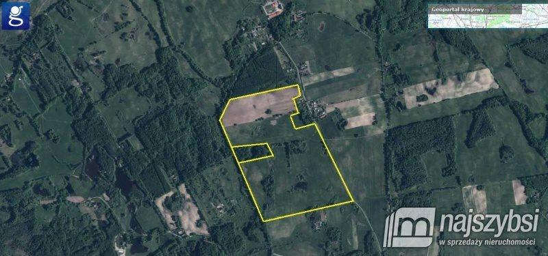 Działka inna na sprzedaż Ostrowice, wieś  73790m2 Foto 2