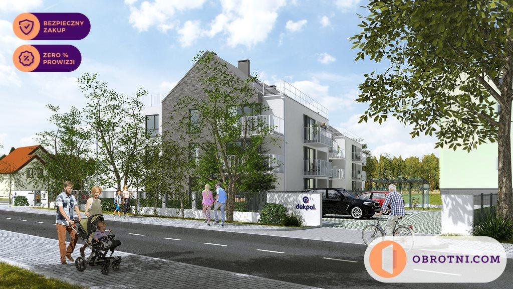 Mieszkanie dwupokojowe na sprzedaż Gdańsk, Sobieszewo, Nadwiślańska  34m2 Foto 10