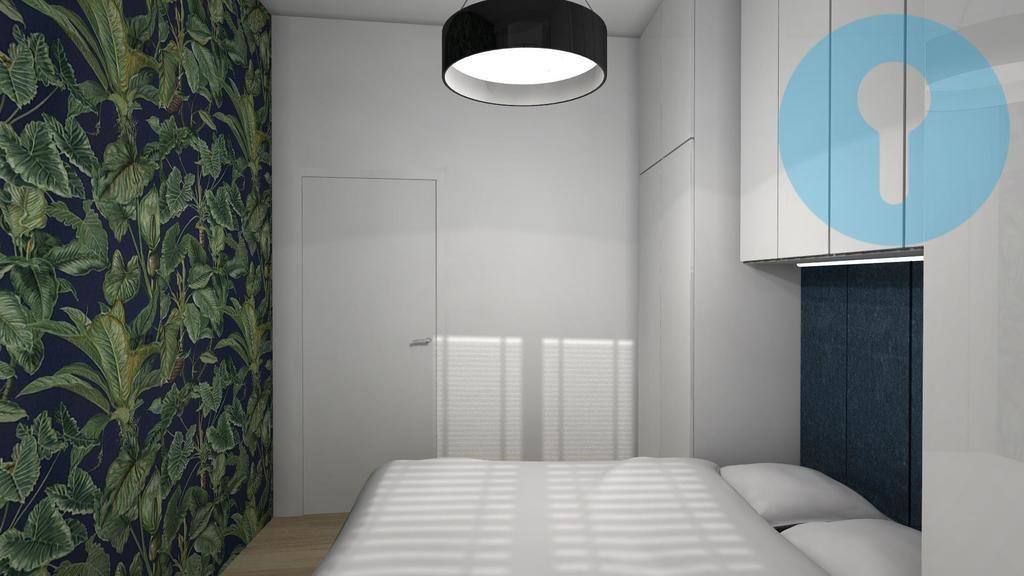 Mieszkanie trzypokojowe na wynajem Kielce, Centrum  55m2 Foto 7
