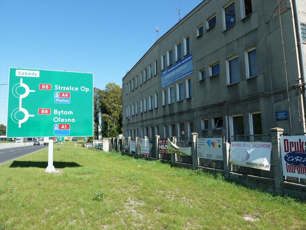 Działka inna pod dzierżawę Gliwice, Śródmieście, Portowa 10  35m2 Foto 2