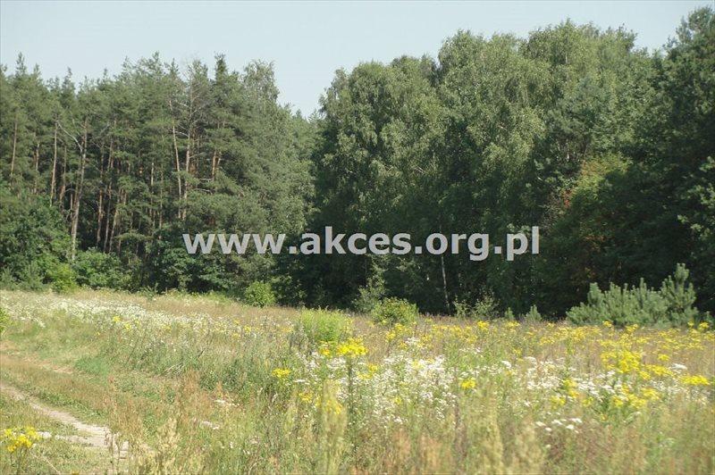 Działka budowlana na sprzedaż Jeziórko  1277m2 Foto 8