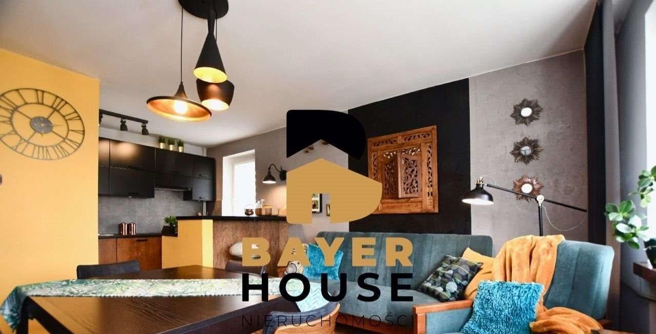 Mieszkanie trzypokojowe na sprzedaż Zabrze, Zaborze, ul. adama kawika  54m2 Foto 1