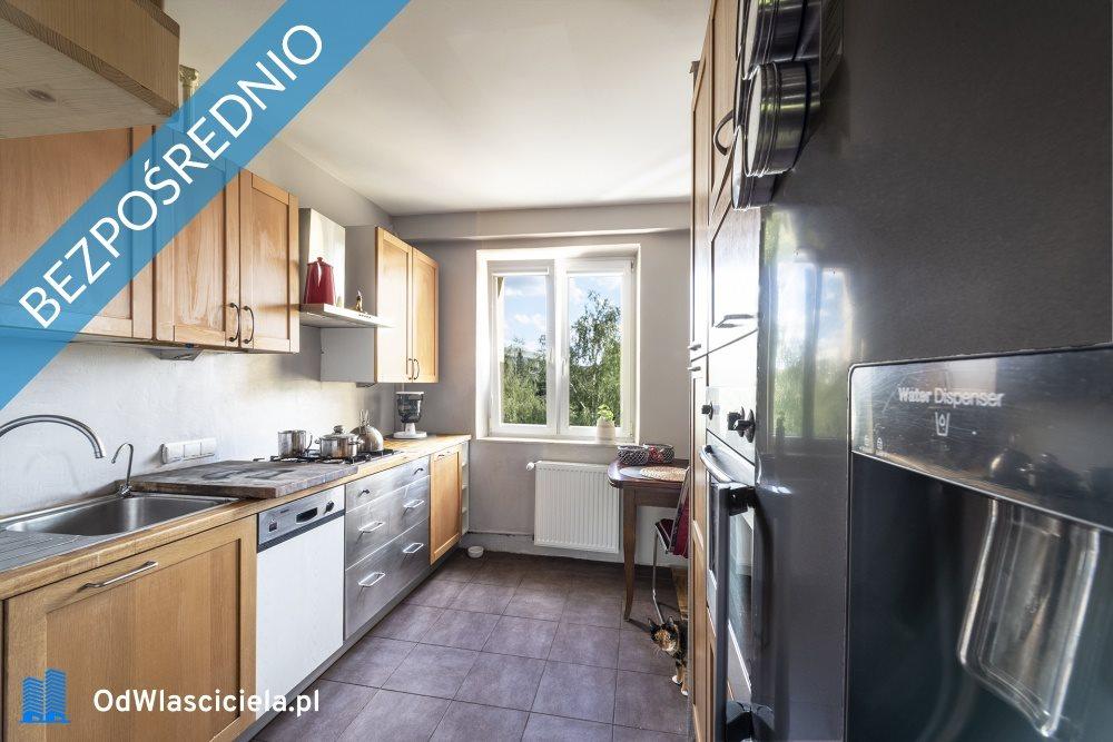 Mieszkanie trzypokojowe na sprzedaż Warszawa, Ursynów, Kazury  63m2 Foto 4