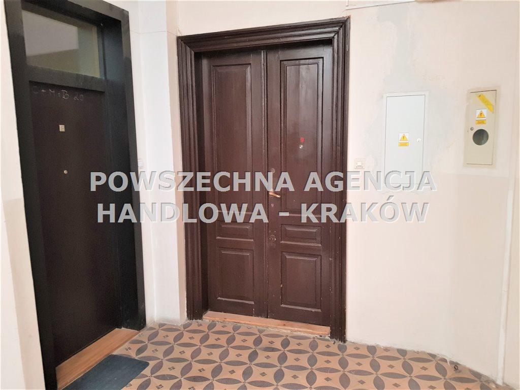 Mieszkanie dwupokojowe na sprzedaż Kraków, Stare Miasto  68m2 Foto 8
