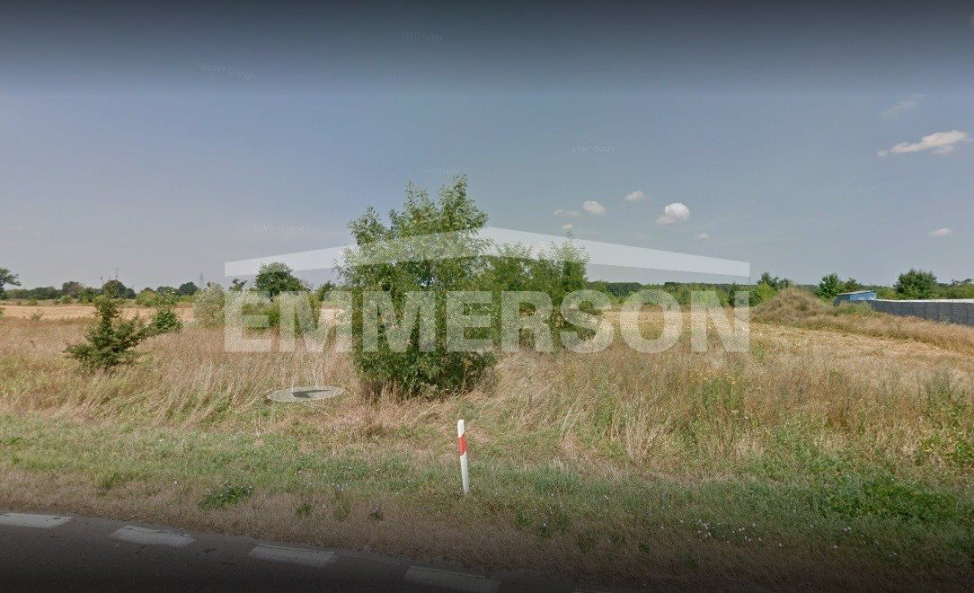 Działka przemysłowo-handlowa pod dzierżawę Nowy Dwór Mazowiecki, Okunin  5000m2 Foto 2