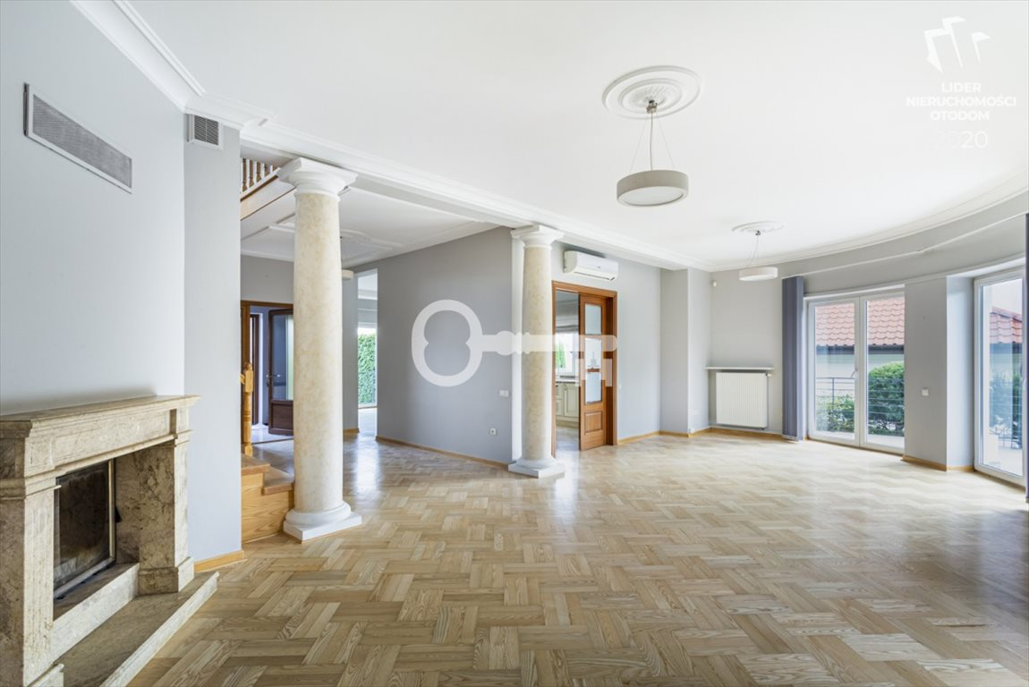 Dom na wynajem Warszawa, Mokotów Dolny, Siekierki  300m2 Foto 2