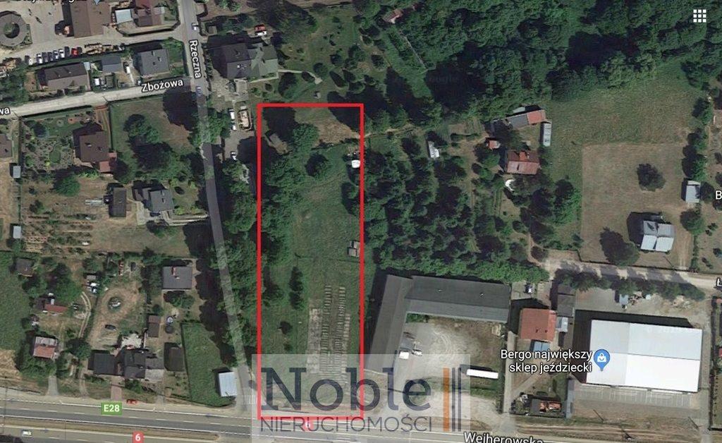 Działka budowlana na sprzedaż Wejherowo  5892m2 Foto 1