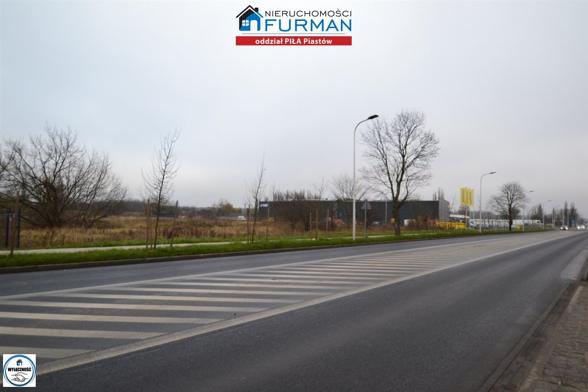 Działka inwestycyjna na sprzedaż Piła, Zamość  7427m2 Foto 4