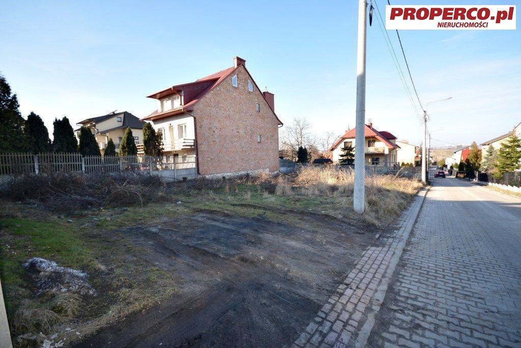 Działka budowlana na sprzedaż Kielce, Ostra Górka, Oksywska  486m2 Foto 4