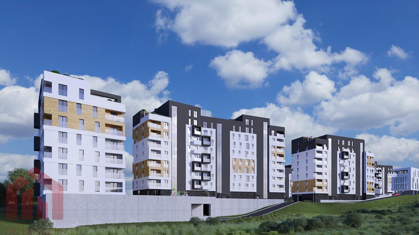 Mieszkanie trzypokojowe na sprzedaż Rzeszów, Przybyszówka, Błogosławionej Karoliny  61m2 Foto 4