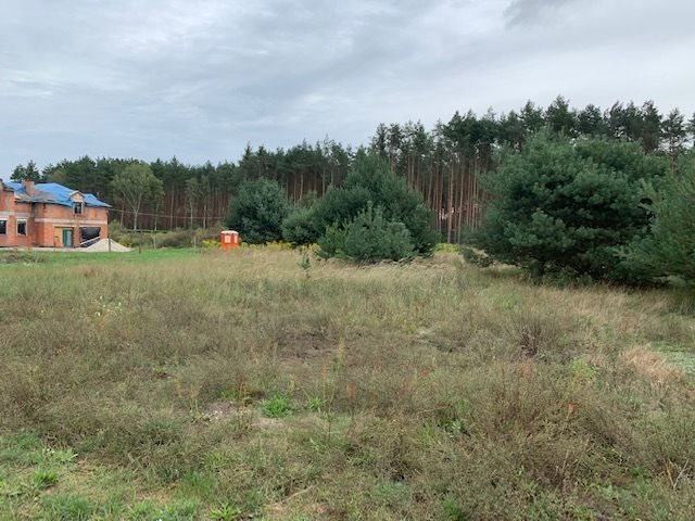 Działka budowlana na sprzedaż Borówiec, Słowikowa 16  1555m2 Foto 4