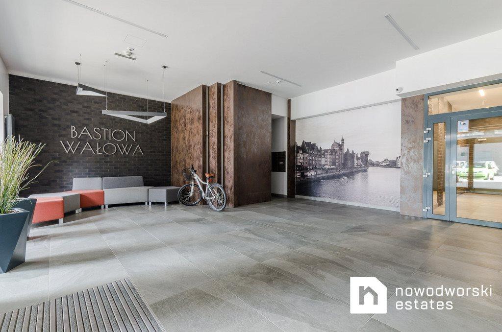 Mieszkanie trzypokojowe na wynajem Gdańsk, Śródmieście, Wałowa  60m2 Foto 13