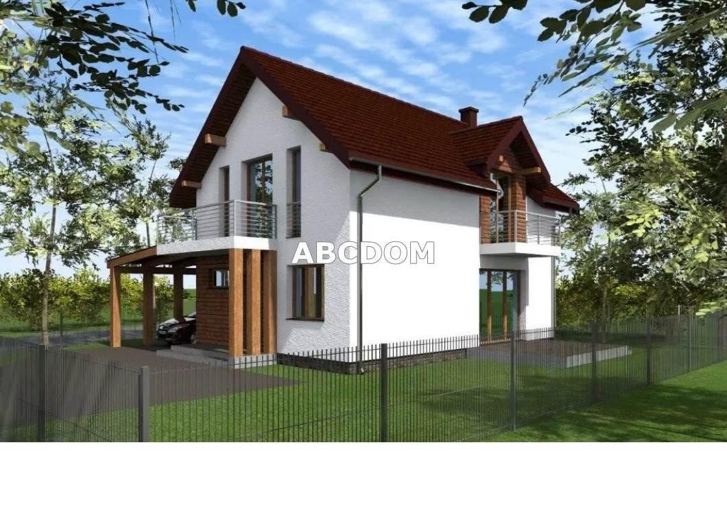 Dom na sprzedaż Brzezie, Brzezie  104m2 Foto 1
