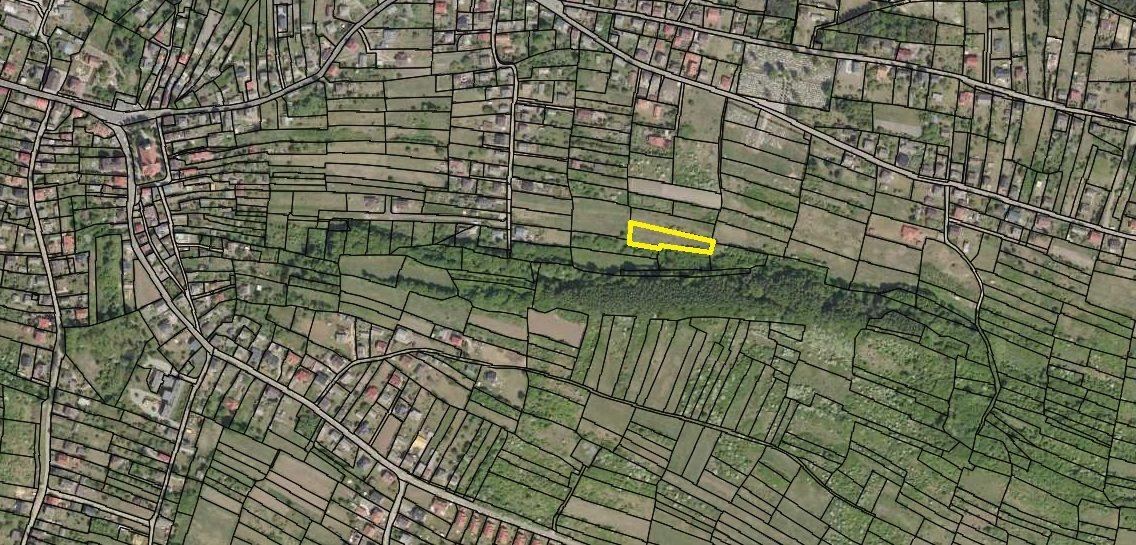 Działka rolna na sprzedaż Jaworzno, Ciężkowice, Kruka  2565m2 Foto 2