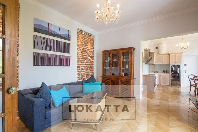 Mieszkanie dwupokojowe na sprzedaż Warszawa, Śródmieście, Bednarska  72m2 Foto 1