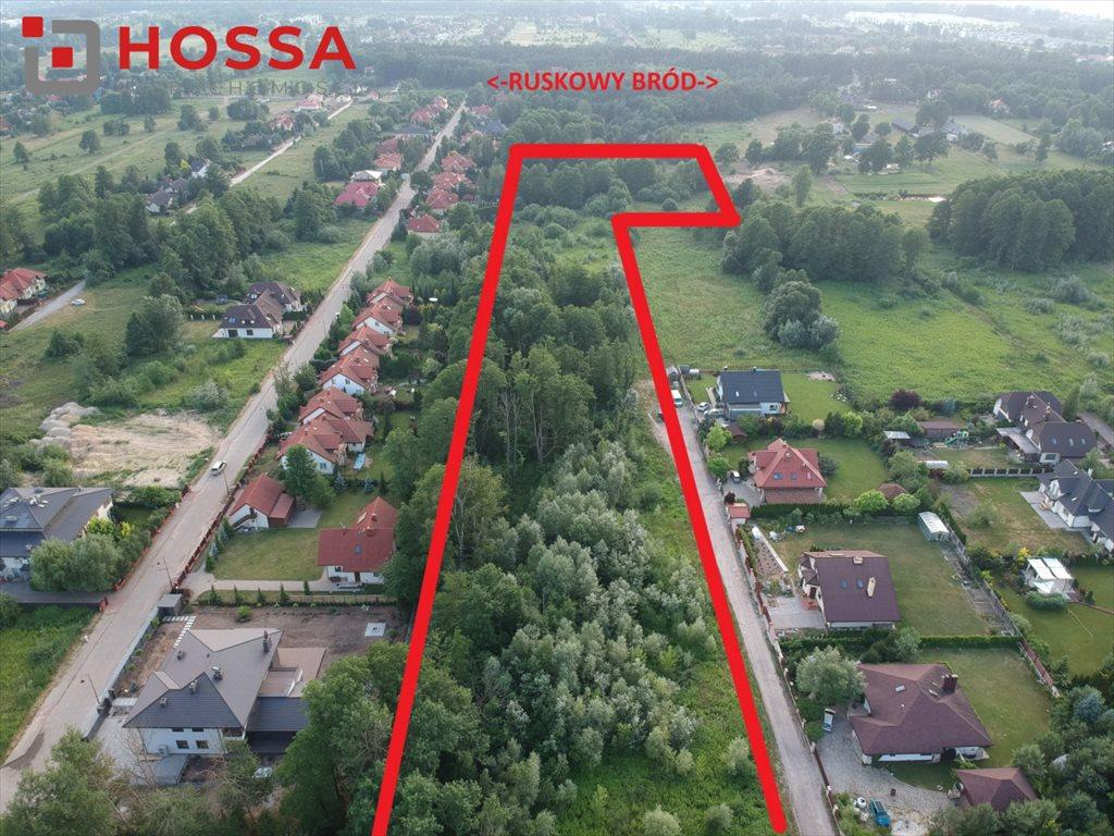 Działka budowlana na sprzedaż Warszawa, Białołęka Kobiałka, Olesin  31437m2 Foto 2