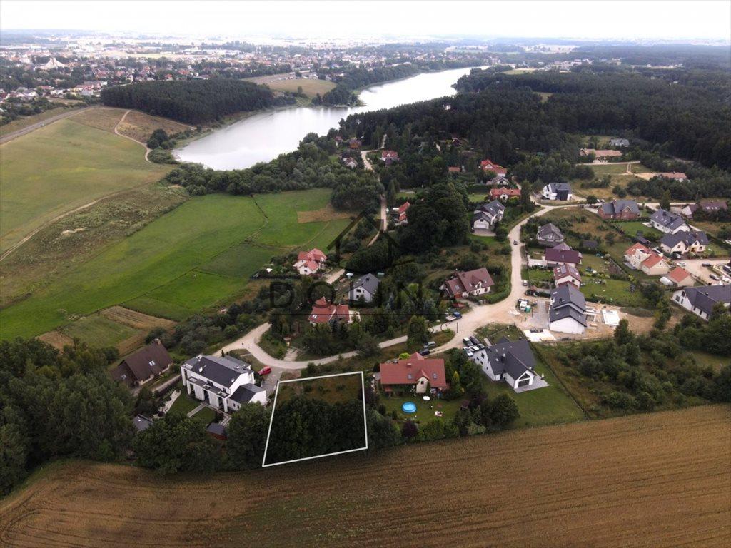 Działka budowlana na sprzedaż Gdańsk, Osowa, Kawelska  1000m2 Foto 3