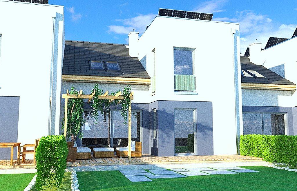 Dom na sprzedaż Wilkszyn, Różana Bez prowizji  167m2 Foto 1