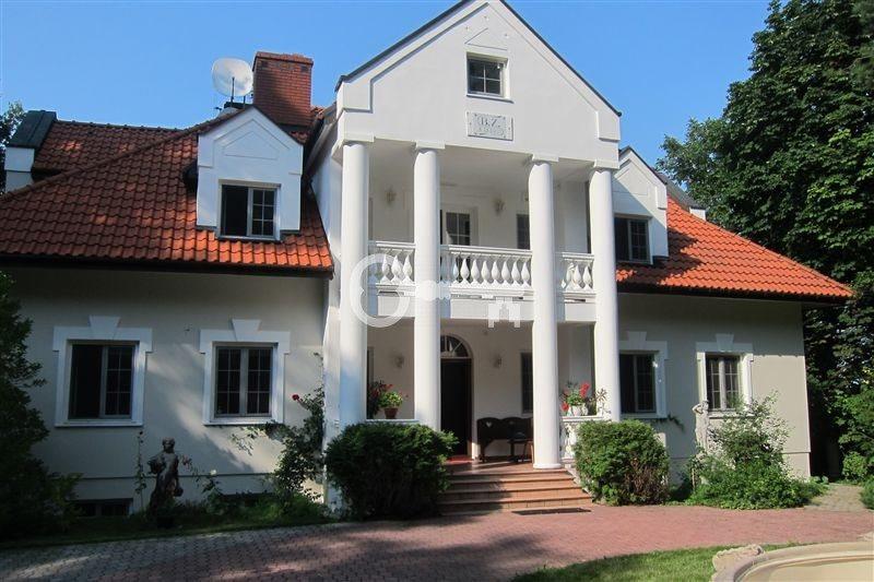 Dom na wynajem Konstancin-Jeziorna, Klarysew, Saneczkowa (okolice)  600m2 Foto 1