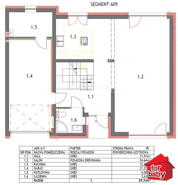 Dom na sprzedaż Kraków, Dębniki, Skotniki, Dobrowolskiego  196m2 Foto 8