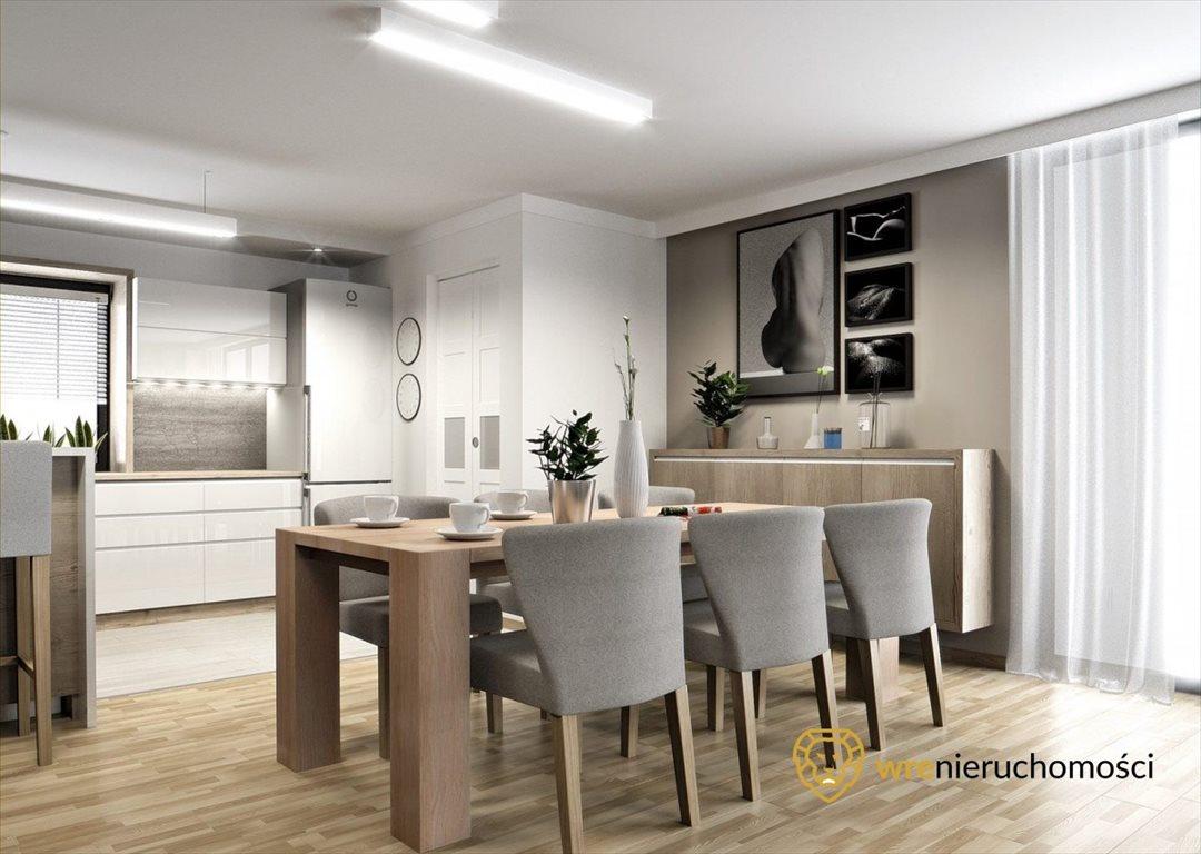 Mieszkanie trzypokojowe na sprzedaż Wrocław, Swojczyce, Marca Polo  57m2 Foto 3