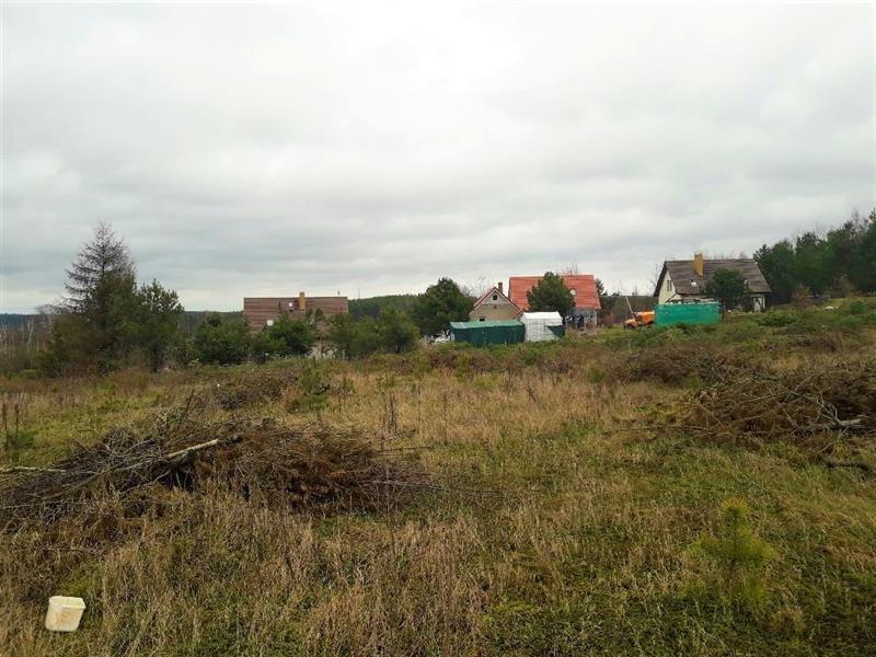 Działka budowlana na sprzedaż Koleczkowo, Jezioro, Tereny rekreacyjne, Ulica osiedlowa, Polna  1100m2 Foto 5