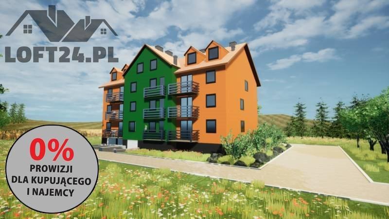 Mieszkanie trzypokojowe na sprzedaż Lubin, os. Polne, Kochanowskiego  77m2 Foto 5