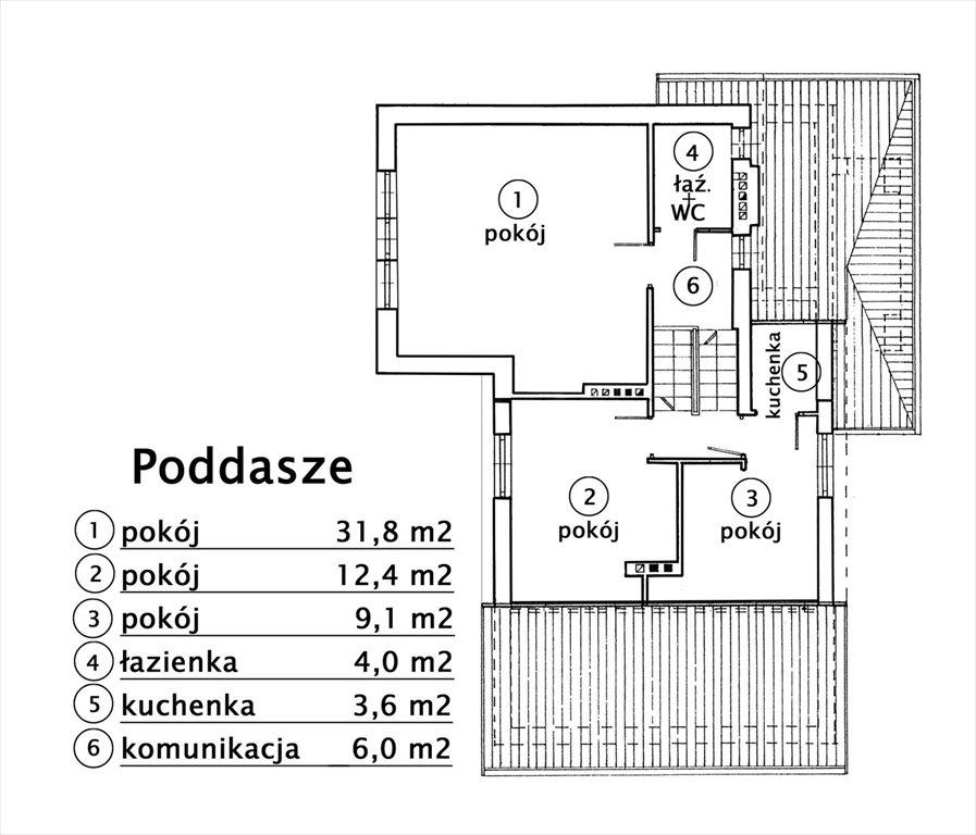 Dom na wynajem Warszawa, Ochota  220m2 Foto 8