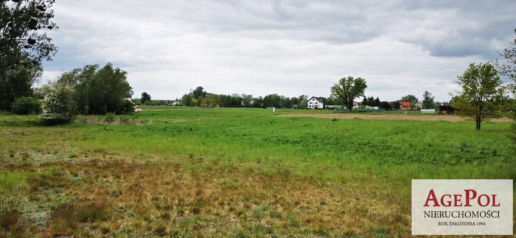 Działka budowlana na sprzedaż Mała Wieś Przy Drodze  2301m2 Foto 3