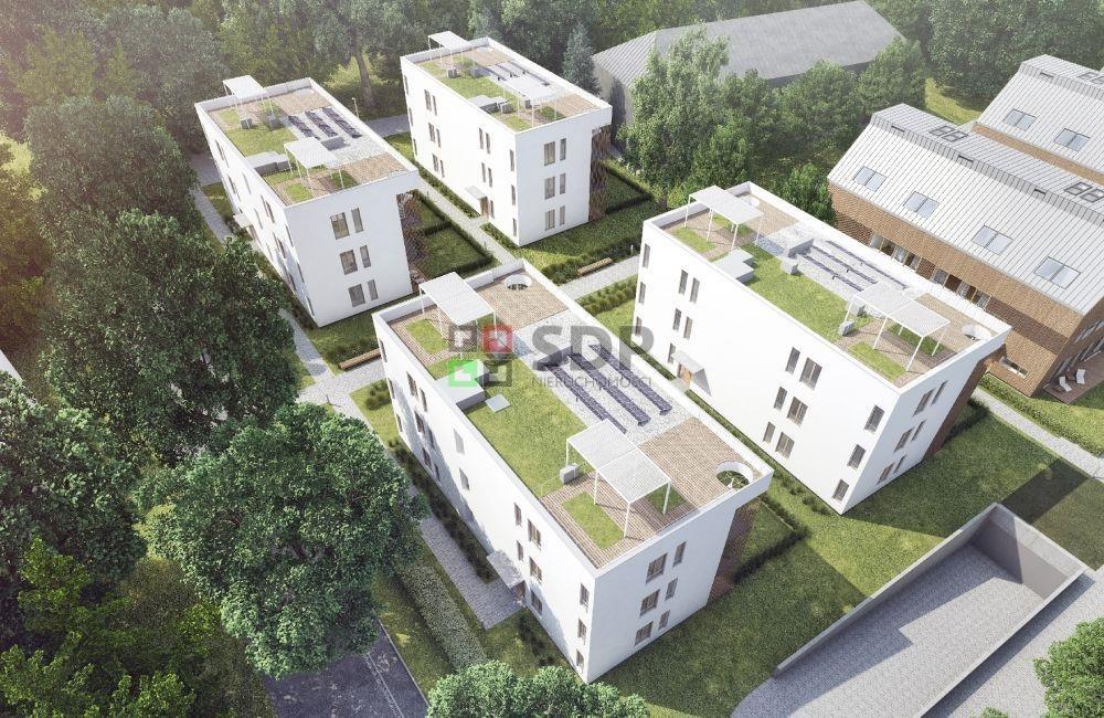 Mieszkanie trzypokojowe na sprzedaż Wrocław, Krzyki, Borek  52m2 Foto 4