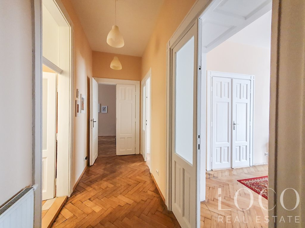 Mieszkanie czteropokojowe  na wynajem Kraków, Śródmieście, Zwierzyniecka  117m2 Foto 2