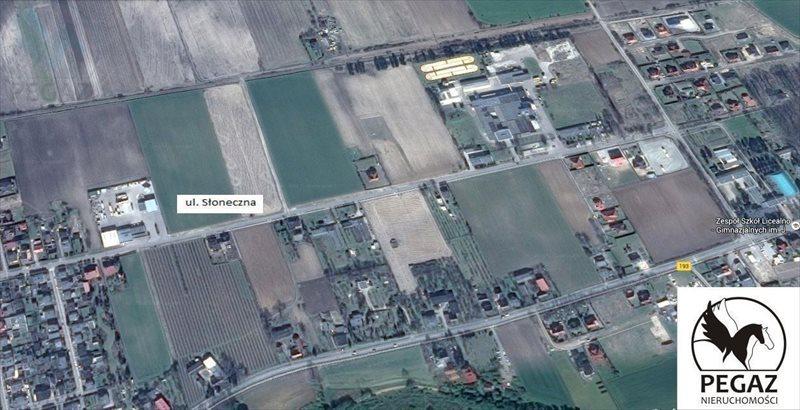 Działka przemysłowo-handlowa na sprzedaż Chodzież, Słoneczna  2640m2 Foto 1