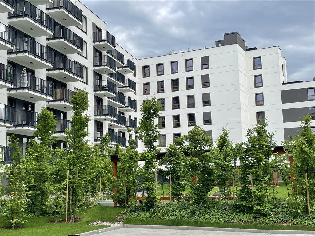 Mieszkanie dwupokojowe na wynajem Warszawa, Wola, Młynów, Ostroroga 21  55m2 Foto 14