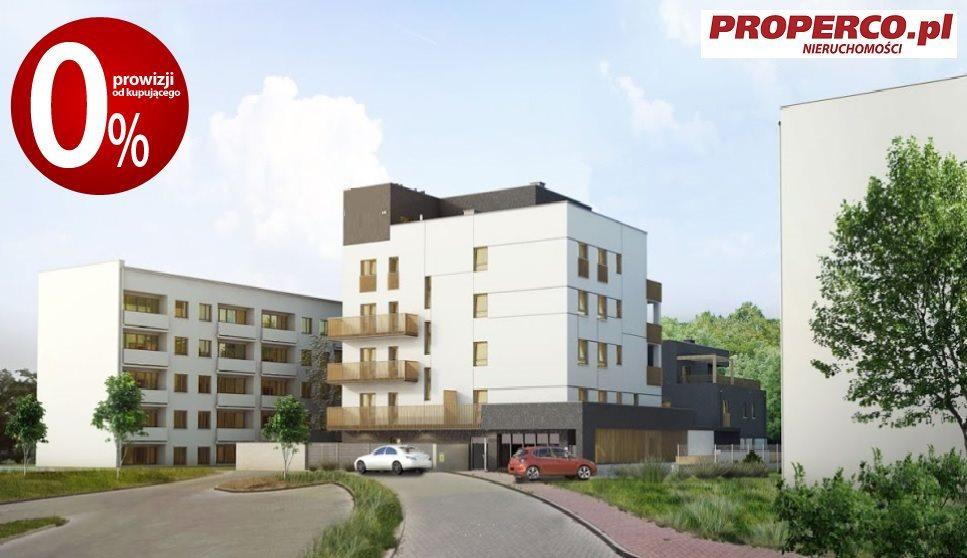 Mieszkanie dwupokojowe na sprzedaż Nowiny  34m2 Foto 2