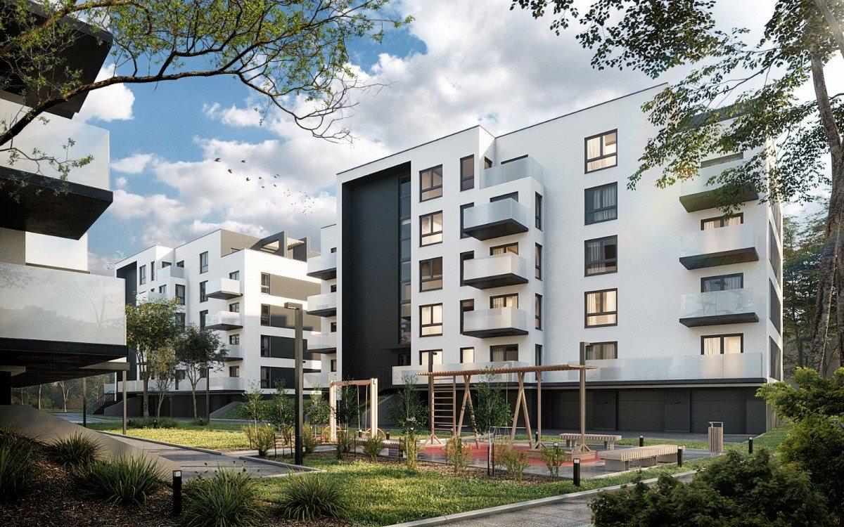 Mieszkanie trzypokojowe na sprzedaż Rumia, Lotnisko, Apolinarego Formeli  50m2 Foto 4