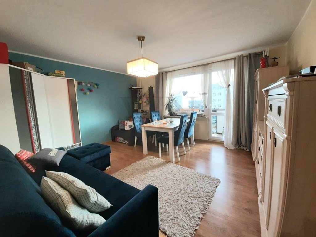 Mieszkanie trzypokojowe na sprzedaż Częstochowa, Zawodzie  63m2 Foto 1