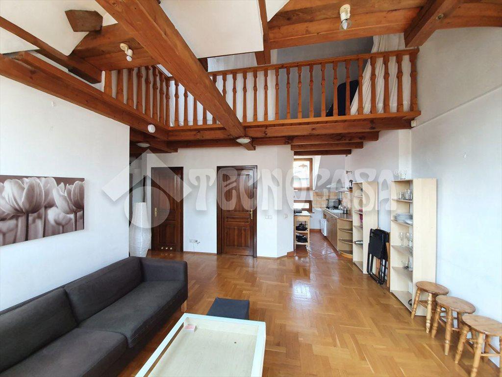 Mieszkanie trzypokojowe na wynajem Kraków, Stare Miasto, Dwernickiego  52m2 Foto 7