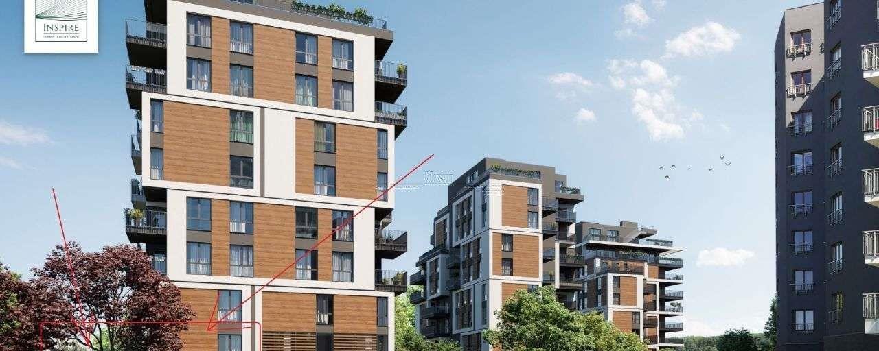 Mieszkanie trzypokojowe na sprzedaż Katowice, Dolina Trzech Stawów, Sikorskiego  70m2 Foto 1
