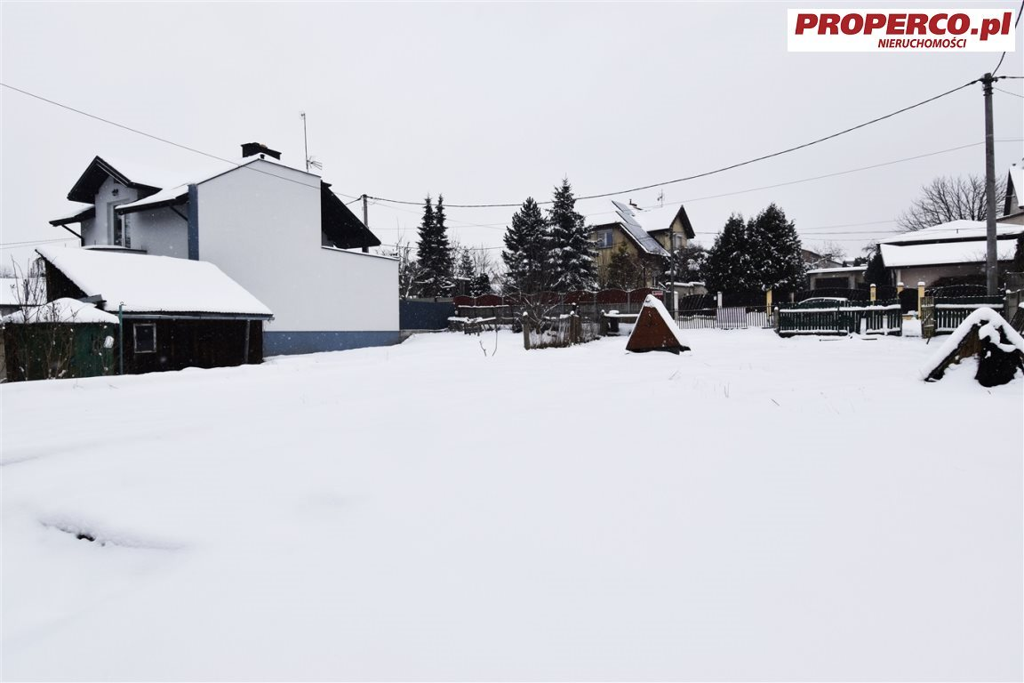 Działka budowlana na sprzedaż Kielce, Baranówek, Konecka  620m2 Foto 4