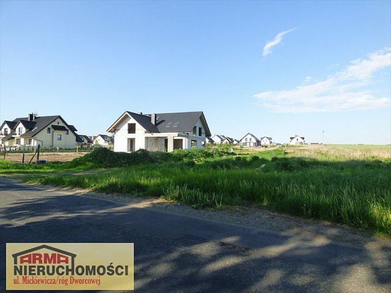 Działka budowlana na sprzedaż Stargard, Niepodległości  1448m2 Foto 5