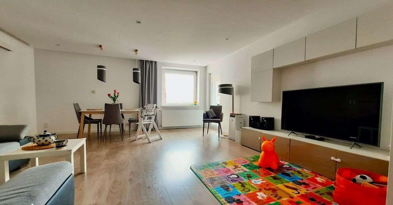 Mieszkanie czteropokojowe  na sprzedaż Wrocław, Psie Pole, Różanka, Na Polance  85m2 Foto 3