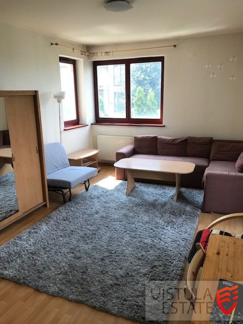 Mieszkanie dwupokojowe na wynajem Kraków, prof. Michała Bobrzyńskiego  52m2 Foto 1