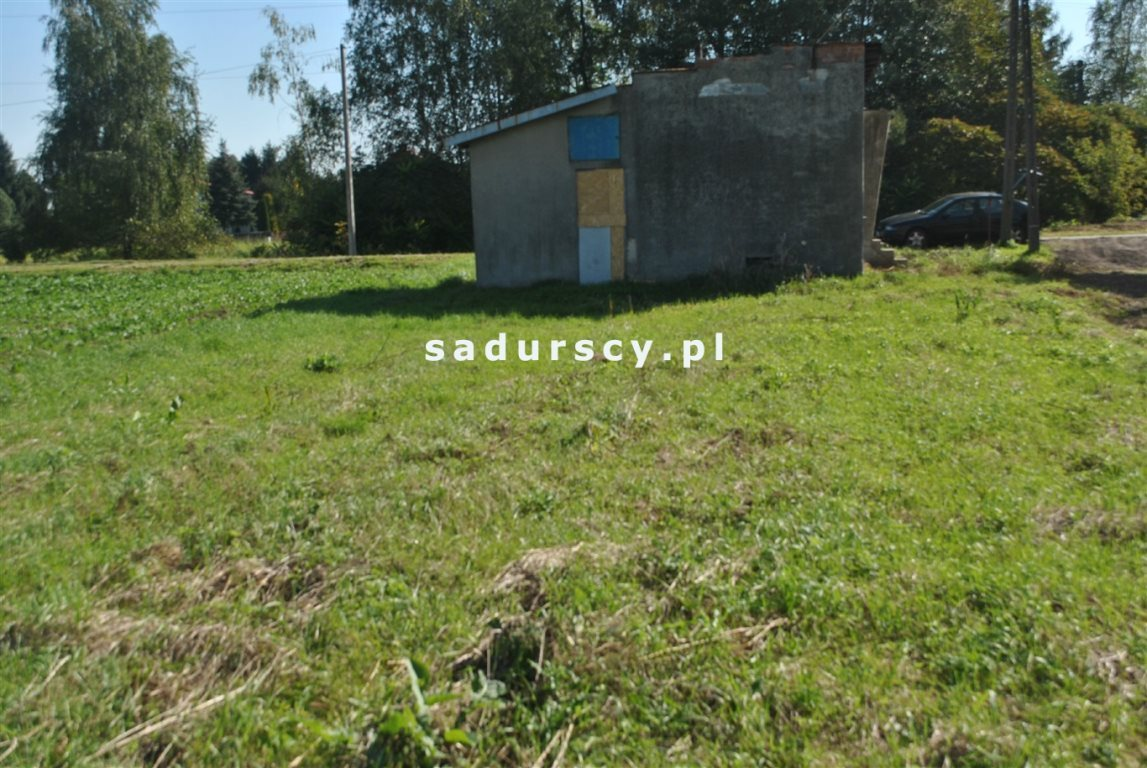 Działka budowlana na sprzedaż Podłęże  2900m2 Foto 7