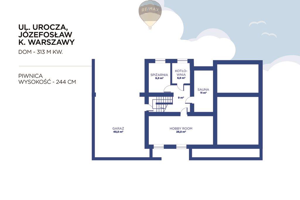 Dom na sprzedaż Józefosław  313m2 Foto 6