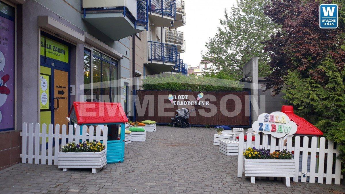 Lokal użytkowy na sprzedaż Warszawa, Ursynów Kabaty, Melchiora Wańkowicza  104m2 Foto 1